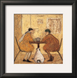 Tea for Three Prints by Sam Toft