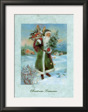 Christmas Treasures Prints by Dawna Barton