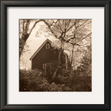 Bough and Barn Posters by Christine Triebert