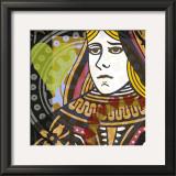 Queen of Hearts Prints by Jack Jones