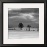 Winter Landscape I Poster by Jean-François Dupuis