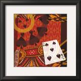Five of Spades Posters by Jack Jones