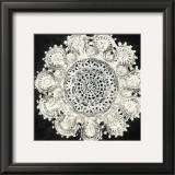 Abstract Rosette IV Prints by Chariklia Zarris