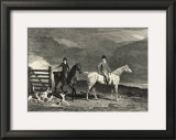 Hunter Prints by John Scott