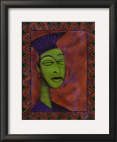African Beauty I Prints by Renee Stramel