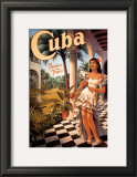 Cuba Prints by Kerne Erickson