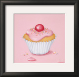 Can I Have a Fairy Cake Poster by Sheila Marshall