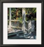 Small Glittering Porch Posters by Alice Dalton Brown