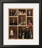 Bottle Rack Prints by Camille Soulayrol