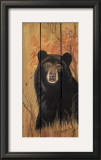 Bear Print by Penny Wagner