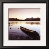 Lake Shore IV Prints by Chris Simpson