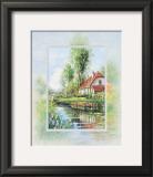 Water Reflection Prints by Johan De Jong