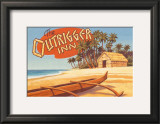 Outrigger Inn, Hawaii Art