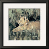 Heart of the Jungle IV Prints by Elizabeth Jardine