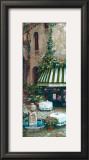 Cafes and Courtyards I Prints by Roger Duvall