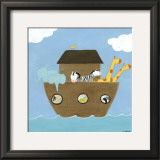 Noah's Ark I Prints by Erica J. Vess