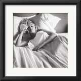 Marilyn Monroe: Bed Posters