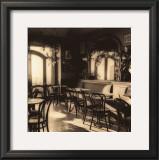 Caffe, Montepulciano Prints by Alan Blaustein