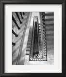 Into the Staircase Posters by Ellen Fisch