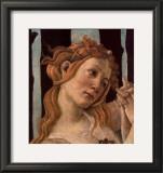 Primavera (detail) Prints by Sandro Botticelli