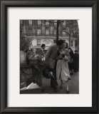 Paris, 1950 Prints by Robert Doisneau