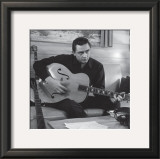 Johnny Cash: Man in Black Prints