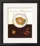 Bucatini All Amatriciana Prints by Sophie Hanin