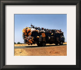 Sur la Route de Kedou Prints by Brushet
