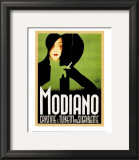 Modiano 1935 Poster by Franz Lenhart