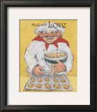 Cookie Maker Posters by Carole Katchen