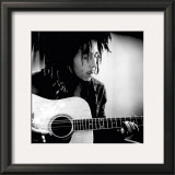 Bob Marley with Guitar Art