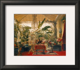 Veranda de la Princesse Mathilde Art by Charles Giraud