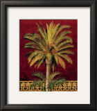 Canary Palm Art by Rodolfo Jimenez