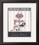 Cupcake Boulevard Prints by Marco Fabiano