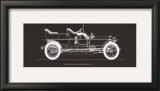 Rolls Royce, 1907 Prints by Antonio Fantini