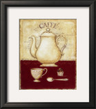 Coffee and Cupcake Poster by G.p. Mepas