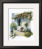 VerandIn Bloom II Prints by Peter Motz