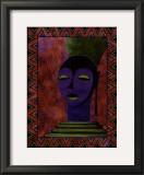 African Beauty II Print by Renee Stramel
