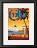 Visit Cuba Prints by Kerne Erickson