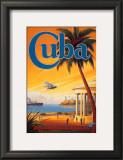 Visit Cuba Prints by Kerne Erickson