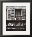 Rue du Roi de Sicile, Paris Posters by Michel Sfez
