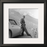 James Bond: Aston Martin Prints