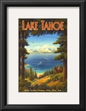 Lake Tahoe Prints by Kerne Erickson
