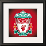 Liverpool Crest Print