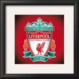 Liverpool Crest Print