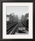Next Stop Harlem Prints by Ellen Fisch