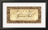 Grace Of God Print by Jo Moulton