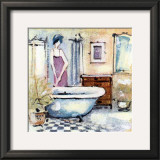 Bath Passion XII Prints by M. Ducret