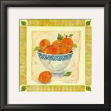 Apricots Prints by Alie Kruse-Kolk