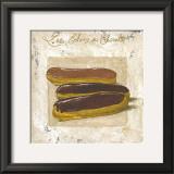 Les Eclairs au Chocolat Posters by Véronique Didier-Laurent